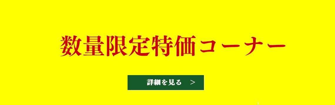 さらにお得なセット販売 限定10セット! ¥49,500(税込) 詳細を見る
